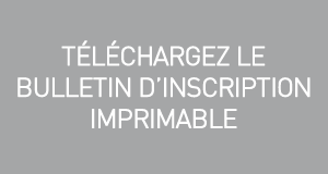 télécharger bulletin inscription/